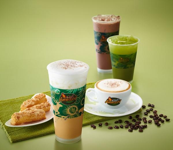 แฟรนไชส์ คาเฟ่อเมซอน ลงทุนเริ่มต้น 2,113 K฿. ผู้นำธุรกิจร้านกาแฟระดับประเทศ