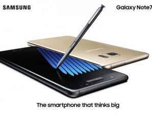 [เตรียมขาย]ซัมซุง Galaxy Note 7 ขายไทย 19 ส.ค. 28,900 บาท