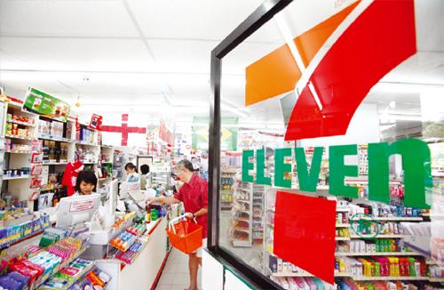ร้าน เซเว่น เพิ่มขนาดร้านเป็น 6 คูหา ปั้มยอดต่อสาขาเพิ่ม