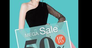 สวยรับปีใหม่ กับโปรโมชั่น MEGA SALE จากวัตสัน ลดครั้งยิ่งใหญ่ 50%
