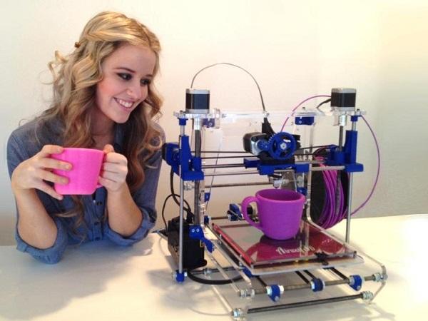 มาแรง! 3D printing เทรนด์เทคโนโลยี ปี 2014