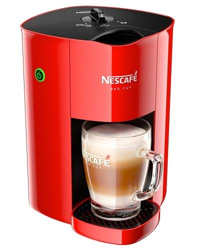 เปิดตัวเครื่องชงกาแฟเนสกาแฟ เรดคัพ ราคา 1,990 ฿.