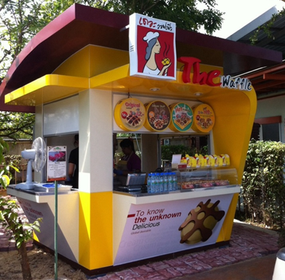 The Waffle Shop Outdoor