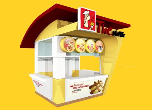 Waffle Cool-shop