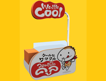 Waffle Cool