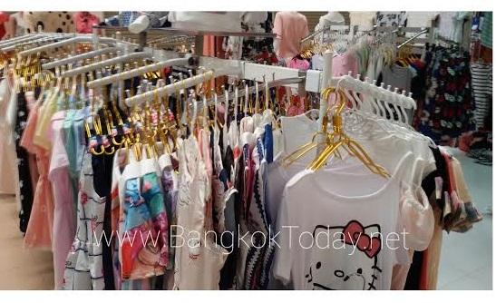 ขายเสื้อผ้า