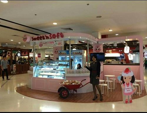 ร้าน Sweet'n Soft Cake [Size M]