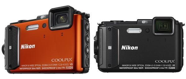 กล้อง Nikon Coolpix AW 130